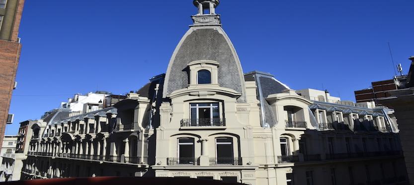 el palacio raggio edificio emblematico ubicado en el centro del casco historico porteno1