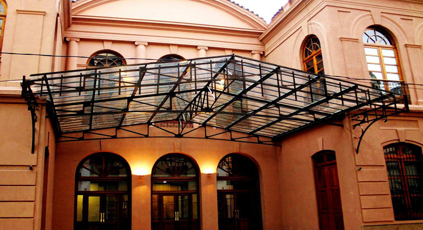 Teatro Municipal Ignacio A. Pane Asuncion Paraguay1