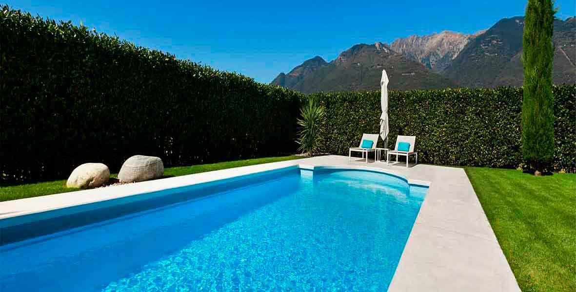 Piscinas alargadas piscinas alargadas piscinas estrechas Piscinas alargadas y estrechas