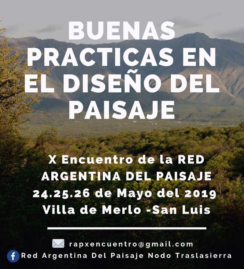 RED ARGENTINA DEL PAISAJE SAN LUIS 2