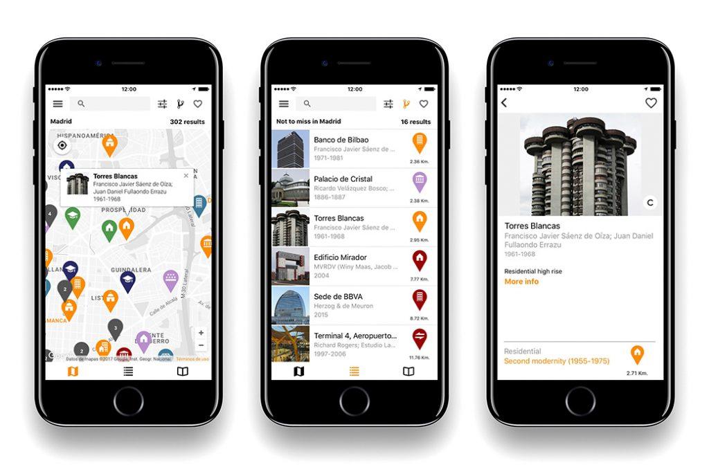 ArchiMaps aplicacion guia arquitectura 1