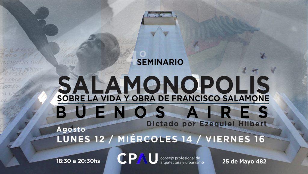 PLACA SEMINARIO bUENOS AIRES 2019