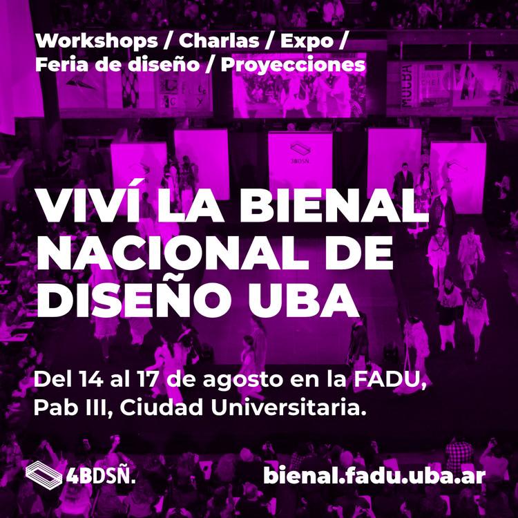 Flyer Bienal general