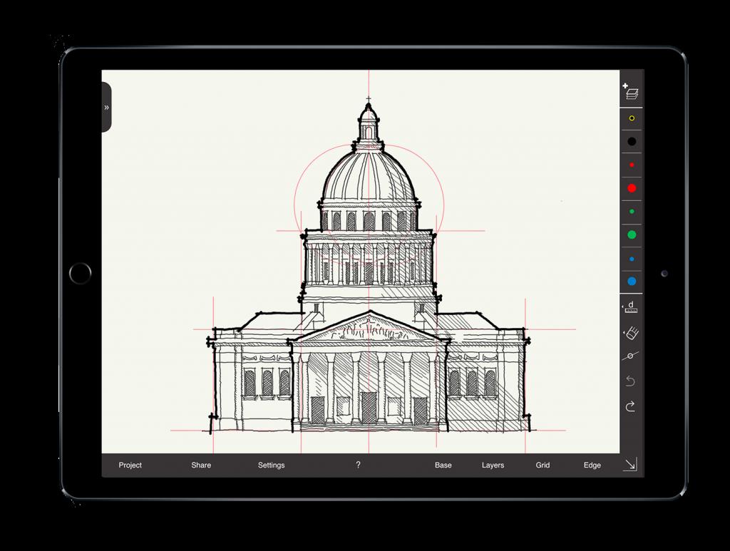 pantheon in ipad pro 2x