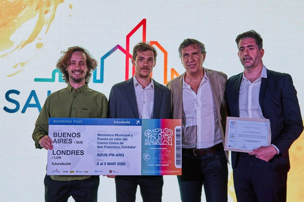 Primer Premio Nacional de Arquitectura Sustentable