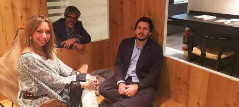 Myriam Heredia+Victor Della Vecchia+Francisco Milia