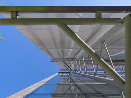 WAGG Arquitectura Textil Fachadas Textiles 00