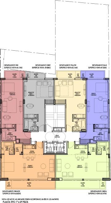 Roberto Pierantoni Town House 43 descripción0