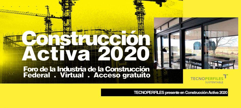 Tecnoperfiles en Construcción activa