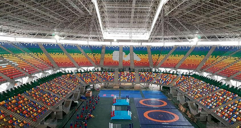 Arena Parque Roca