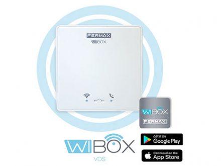 Labadie Videosistemas Desvío de llamada WIFI VDS WiBox 00