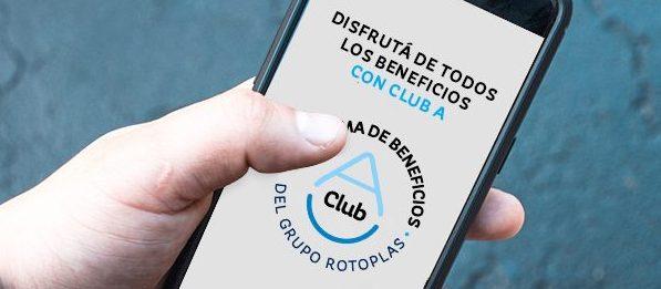 Rotoplas club a ípsilons señorial