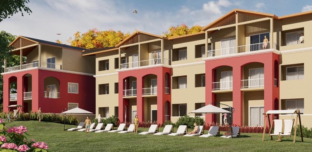 TECNOPERFILES PRESENTE EN EL RENOVADO HOTEL HOWARD JOHNSON DE CARLOS PAZ
